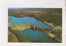CPA   AERIAL VIEW OF WILDER DAM,LOCATED ON CONNECTICUT RIVER BETWEN WILDER - Etats-Unis