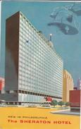 ETATS-UNIS--new In PHILADELPHIA--the Sheraton Hotel--voir 2 Scans - Philadelphia