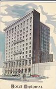 ETATS-UNIS--NEW-YORK---HOTEL DIPLOMAT--voir 2 Scans - Other