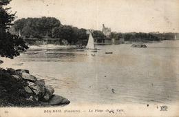 BEG MEIL -29- LA PLAGE DE LA CALE - Beg Meil