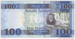 SOUTH SUDAN 100 Pounds 2015 P 10 B UNC - Soudan Du Sud