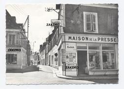 36-St Gaultier - La Rue Grande-BOUTIQUE -MAISON DE LA PRESSE KODAK  --RECTO/VERSO-C94 - France