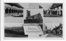Greetings From Moretonhampstead - Chapman - England