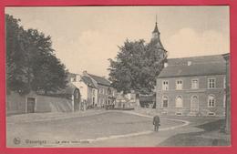 Wasseiges - La Place Communale - 1911 ( Voir Verso ) - Wasseiges