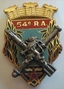 54° REGIMENT D'ARTILLERIE - Otros