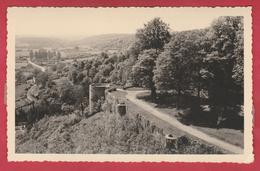 Beaumont - Vue Partielle Du Parc Paridaens ... Tour ... Carte Photo ... époque: Années 50 ( Voir Verso ) - Beaumont