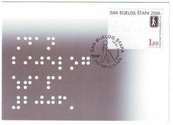 MAXIMUM CARD CROATIA 789 - Handicaps