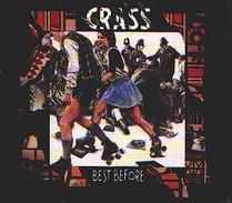 CRASS - Best Before 1984 - CD - ANARCHO PUNK - Punk