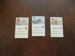 TP Israël Avec Tabs Sans Charnière  N°54/56 Valeur 60€ - Israel