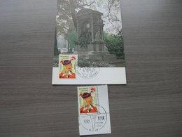 """BELG.1979 1923 (St-Truiden) FDC Maxicard & 1923 MNH 1°jour/dag : """" Tijl Uilenspiegel """" - Maximumkarten (MC)"""