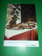 Cartolina Rimini Città - Ristorante Nello ( Cucina Romagnola ) - Interno 1960 Ca - Rimini
