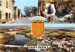11-SAINT-DENIS- MULTIVUES - France