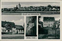 AK Külsheim Uissigheim, Mehrbildkarte, O 1943 (18073) - Duitsland