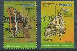 ESPAGNE    Yvert  N° 4278 Et 4281  Oblitérés - 1931-Aujourd'hui: II. République - ....Juan Carlos I