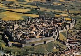 11-CARCASSONNE- VUE D'ENSEMBLE - Carcassonne