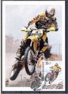 Moto - Motocross - CM Belgique - Moto