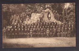 CPA BELGIQUE - BRUGELETTE - Noviciat Des Prêtres Du Sacré-Coeur 30 Juillet 1927 Jubilé De La Congrégation TB ANIMATION - Brugelette