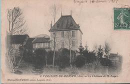 VERIZIEU-de-BRIORD - Le Chateau De M. Favre - - Autres Communes