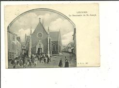 Louvain Leuven Le Séminaire St Joseph - Leuven