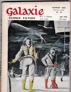 GALAXIE  °°°° N° 15  FEVRIER 1955 - Sonstige