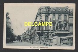 DF / BELGIQUE / LIEGE / L'AVENUE ROGIER - Liege
