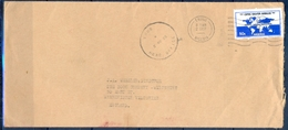 J168- Postal Used Cover. Posted From Nigeria To England. UK. OPEC Silver Jubilee 1960. - Nigeria (1961-...)