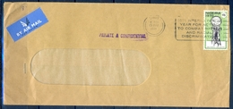 J173- Postal Used Cover. Posted From Nigeria To England. UK. - Nigeria (1961-...)