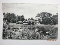 Postcard Assenbaek Molle Tistrup Varde Esbjerg Denmark Scout Camp Scouting Interest My Ref B11287 - Danemark