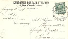CPA , Tripolitaine , Guerre Italo-turque 1911.12,  Poste Militaire , Intendance Gale 24.3.12 (185/186) - Libia