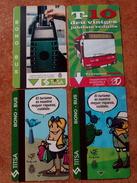 4 Transportation  Tickets,Bus ,Spain - Bus
