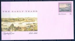 J186- Pre-Stamped Envelop Of Australia. - Australia