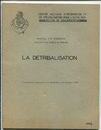 Afrique Noire Tribus  La Détribalisation 1963 - Histoire