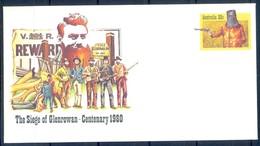 J188- Pre-Stamped Envelop Of Australia. - Australia