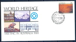 J189- Pre-Stamped Envelop Of Australia. - Australia