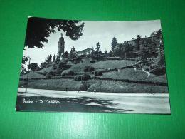 Cartolina Udine - Il Castello 1950 Ca - Udine