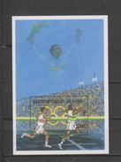 Yvert Bloc 48 ** Neuf Sans Charnière JO Seoul 1988 - Iles Vièrges Britanniques