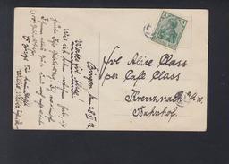 Dt. Reich AK 1912 Bingen Nach Kreuznach - Deutschland