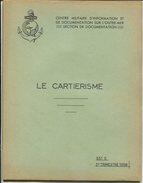 Afrique Noire Raymond Cartier 1959 - Histoire