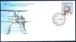 J190- Pre-Stamped Envelop Of Australia. - Australia