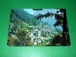 Cartolina Pont Bozet - Valle D' Aosta - Scorcio Panoramico 1974 - Unclassified
