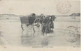 CPA - BERCK PLAGE - La Plage - Berck