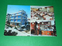 Cartolina Misano Adriatico - Hotel Hamilton 1970 Ca - Rimini