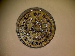 Guatemala 1 Centavo 1969 - Guatemala