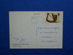 Postcard,  Aap, Monkey - Apen