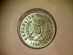 Guatemala 1 Centavo 1988 - Guatemala