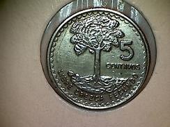 Guatemala 5 Centavos 1971 - Guatemala