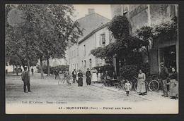 MONESTIES -  Foiral Aux Boeufs - Monesties