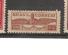 Brazil ** & Santos Dumont, Pro-Aviation  1933 (262) - Unused Stamps