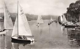 78  Meulan  Voiliers  Sur Le Bassin  De La Seine - Meulan