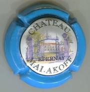 CAPSULE-CHAMPAGNE MALAKOFF N°05 Bleu - Malakoff (Schloß)